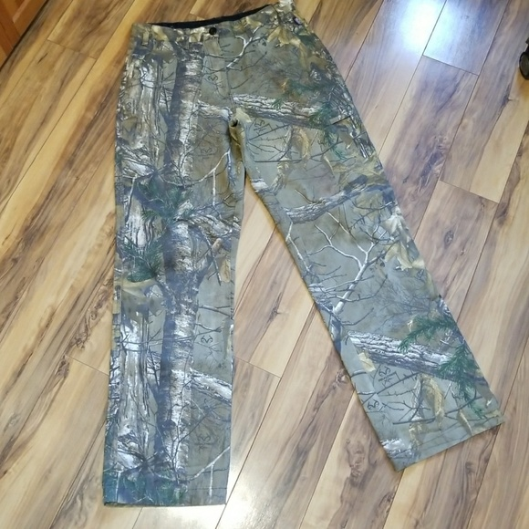 Wall S Legend Pants Walls Legend Realtree Hunting Camo Sz Small